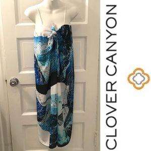 CLOVER CANYON Astrological Dress